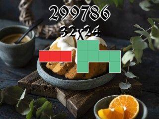 Puzzle polyominoes №299786