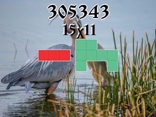 Puzzle polyominoes №305343