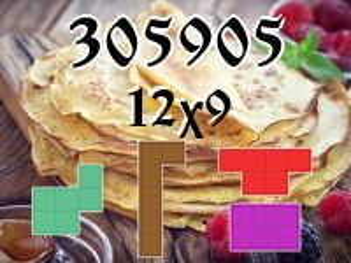 Puzzle polyominoes №305905