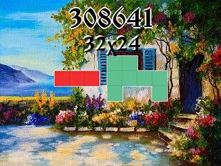 Puzzle polyominoes №308641