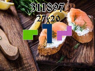 Puzzle polyominoes №311897