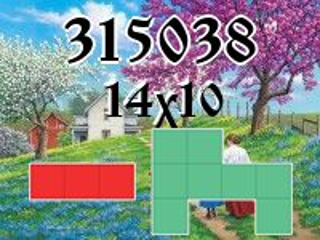 Puzzle polyominoes №315038