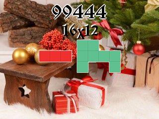 Puzzle polyominoes №99444