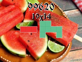 Puzzle polyominoes №99620