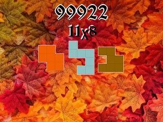 Puzzle polyominoes №99922