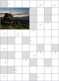 Crossword №54030