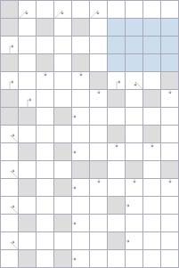 Crossword №54132
