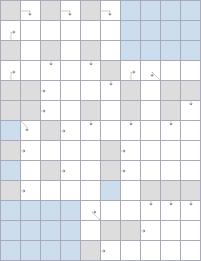 Crossword №54297
