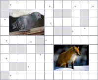 Crossword №54345