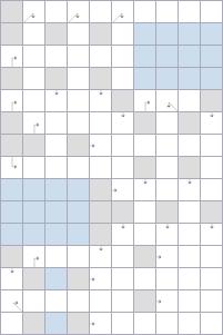 Crossword №54361