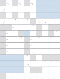 Crossword №54367