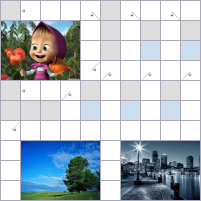 Crossword №54391