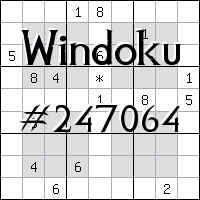 Windoku №247064