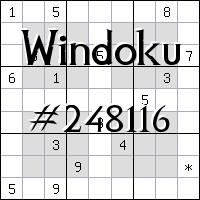 Windoku №248116