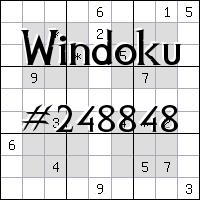 Windoku №248848