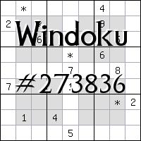 Windoku №273836