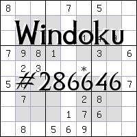 Windoku №286646