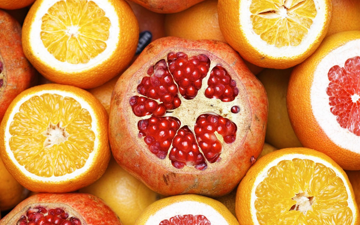 Jigsaw Puzzle Solve jigsaw puzzles online - Orange and pomegranate