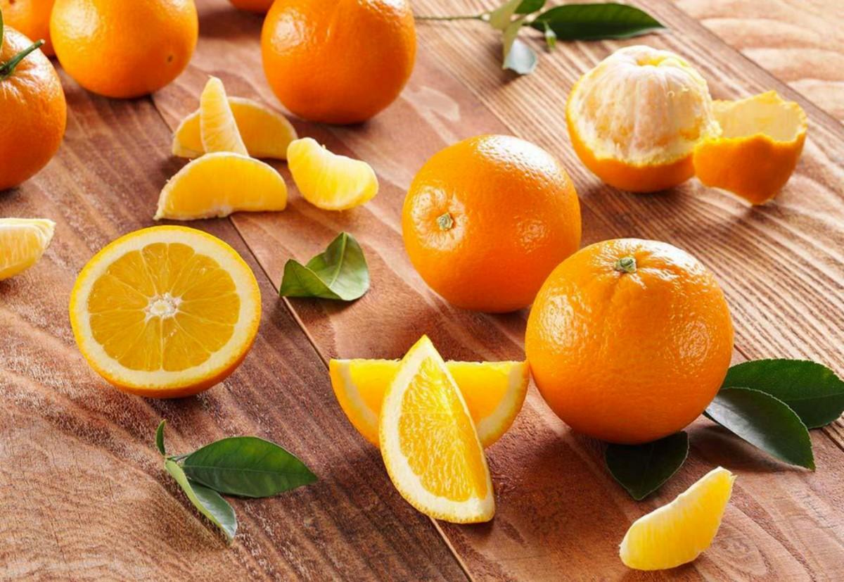 Jigsaw Puzzle Solve jigsaw puzzles online - Oranges