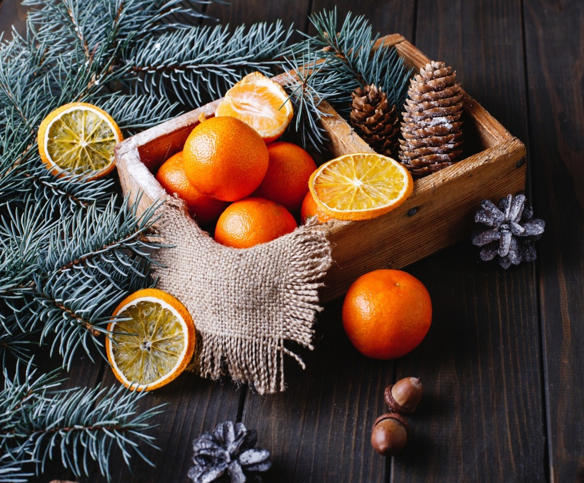 Jigsaw Puzzle Solve jigsaw puzzles online - Oranges and cones
