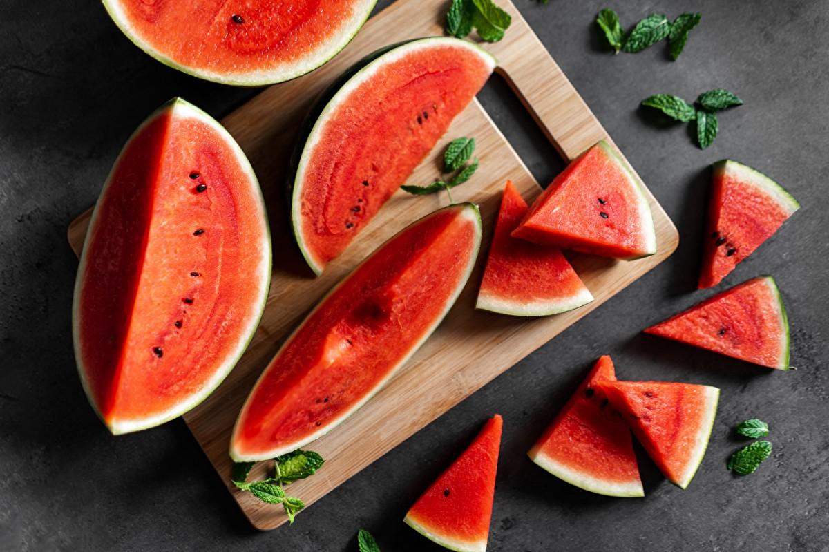 Jigsaw Puzzle Solve jigsaw puzzles online - Watermelon slice