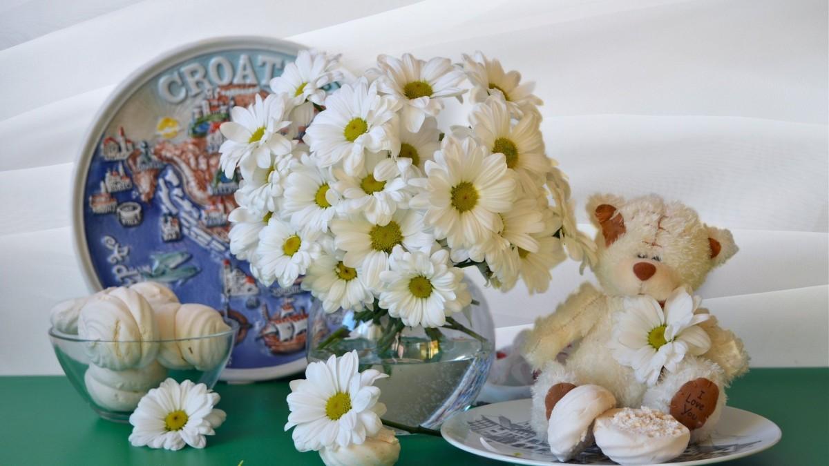 Jigsaw Puzzle Solve jigsaw puzzles online - Bouquet