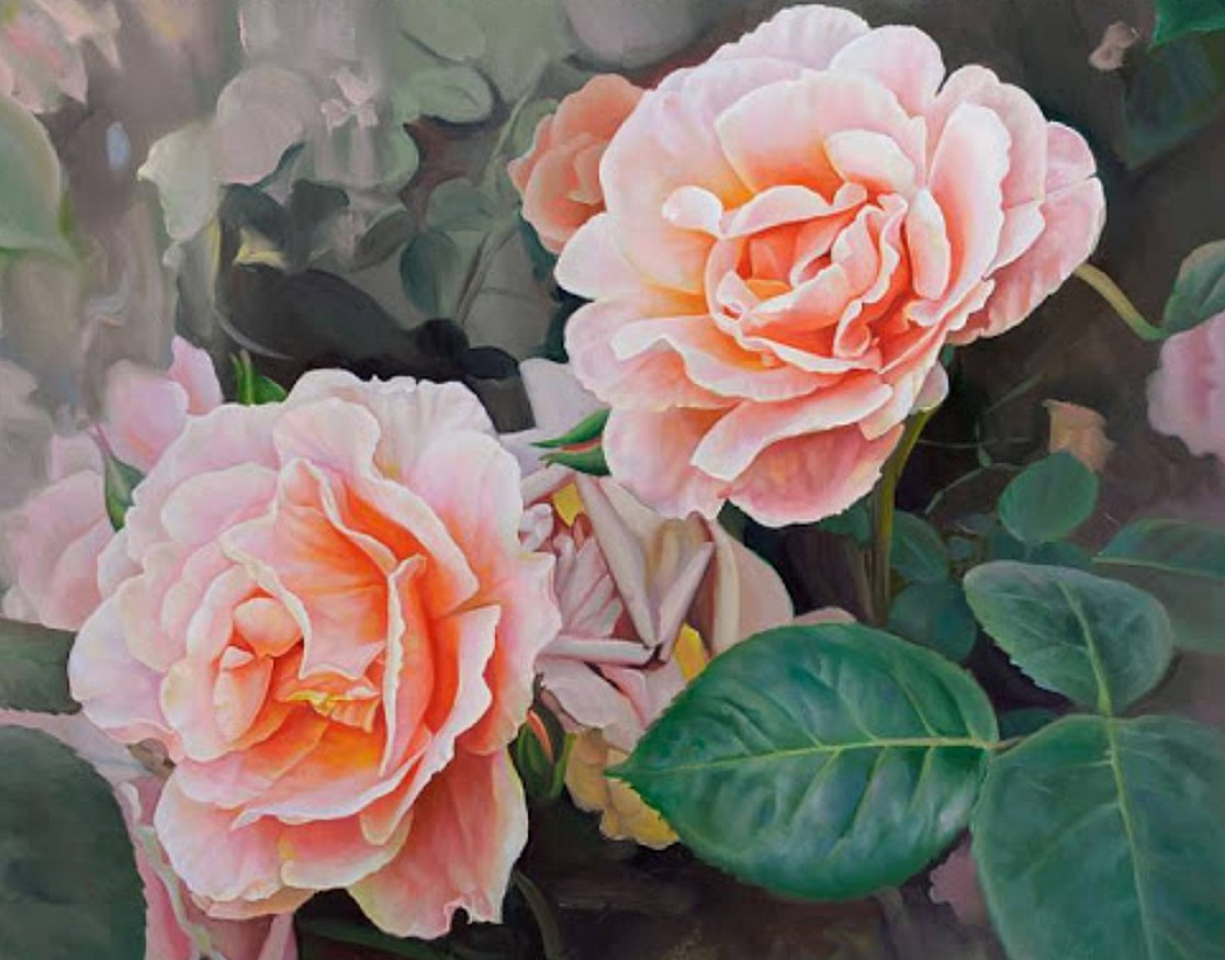 Jigsaw Puzzle Solve jigsaw puzzles online - Two roses
