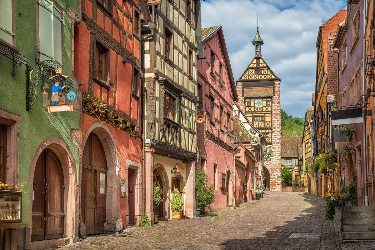 Jigsaw Puzzle Solve jigsaw puzzles online - Alsace France