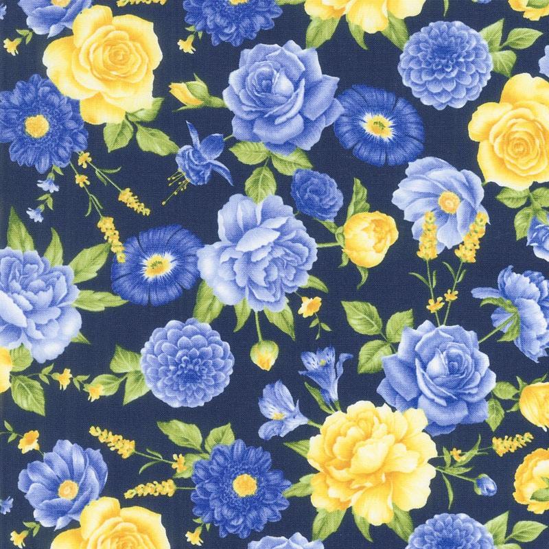 Jigsaw Puzzle Solve jigsaw puzzles online - Blue and yellow