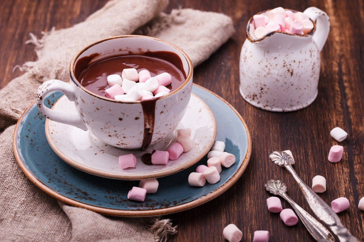 Jigsaw Puzzle Solve jigsaw puzzles online - Cocoa with marshmallows