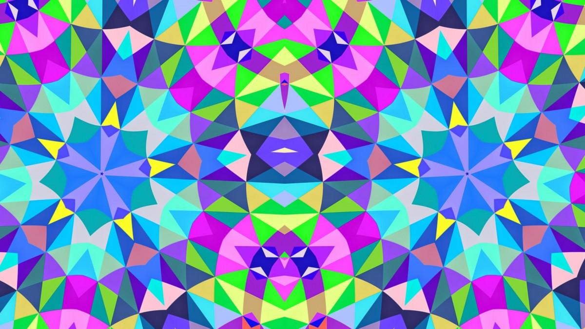 Jigsaw Puzzle Solve jigsaw puzzles online - Kaleidoscope