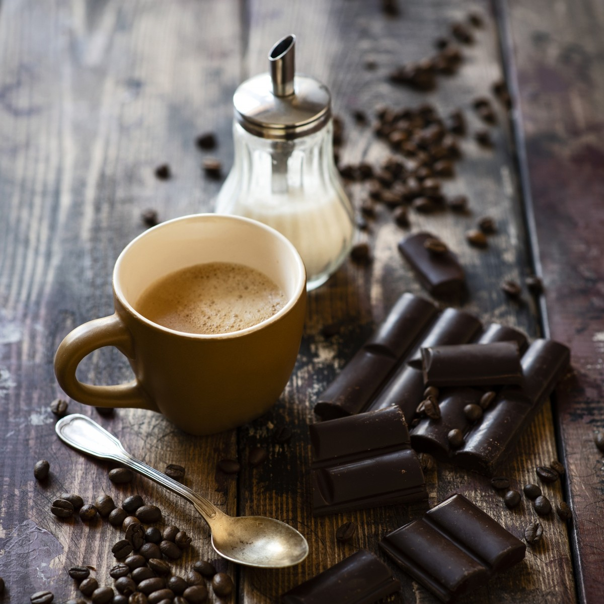 Jigsaw Puzzle Solve jigsaw puzzles online - Coffee and chocolate