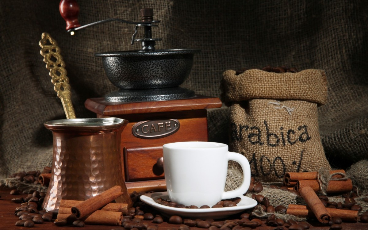 Jigsaw Puzzle Solve jigsaw puzzles online - Coffee still life