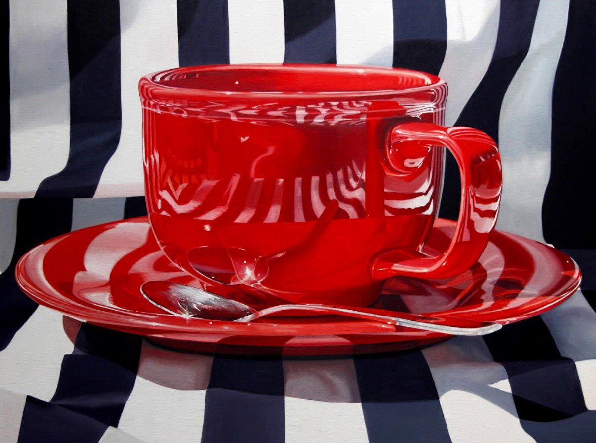 Jigsaw Puzzle Solve jigsaw puzzles online - Red Cup