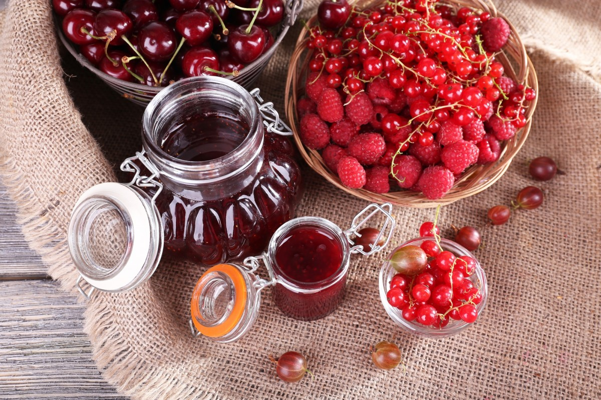 Jigsaw Puzzle Solve jigsaw puzzles online - Red berries