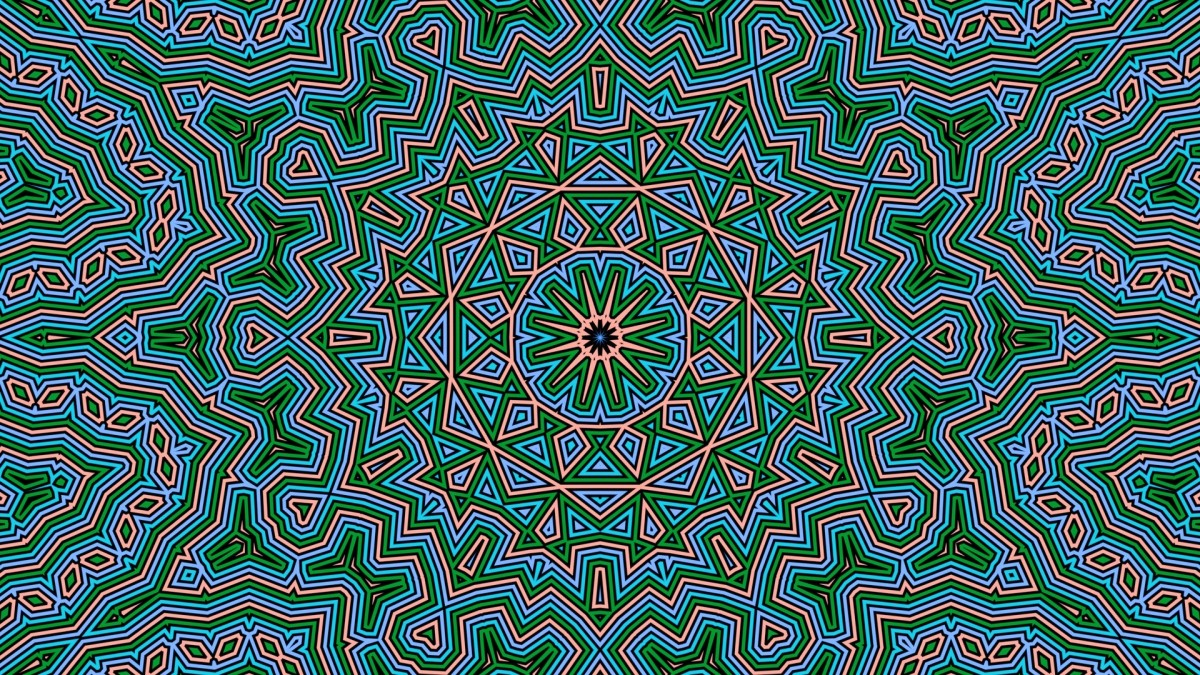 Jigsaw Puzzle Solve jigsaw puzzles online - Circular pattern