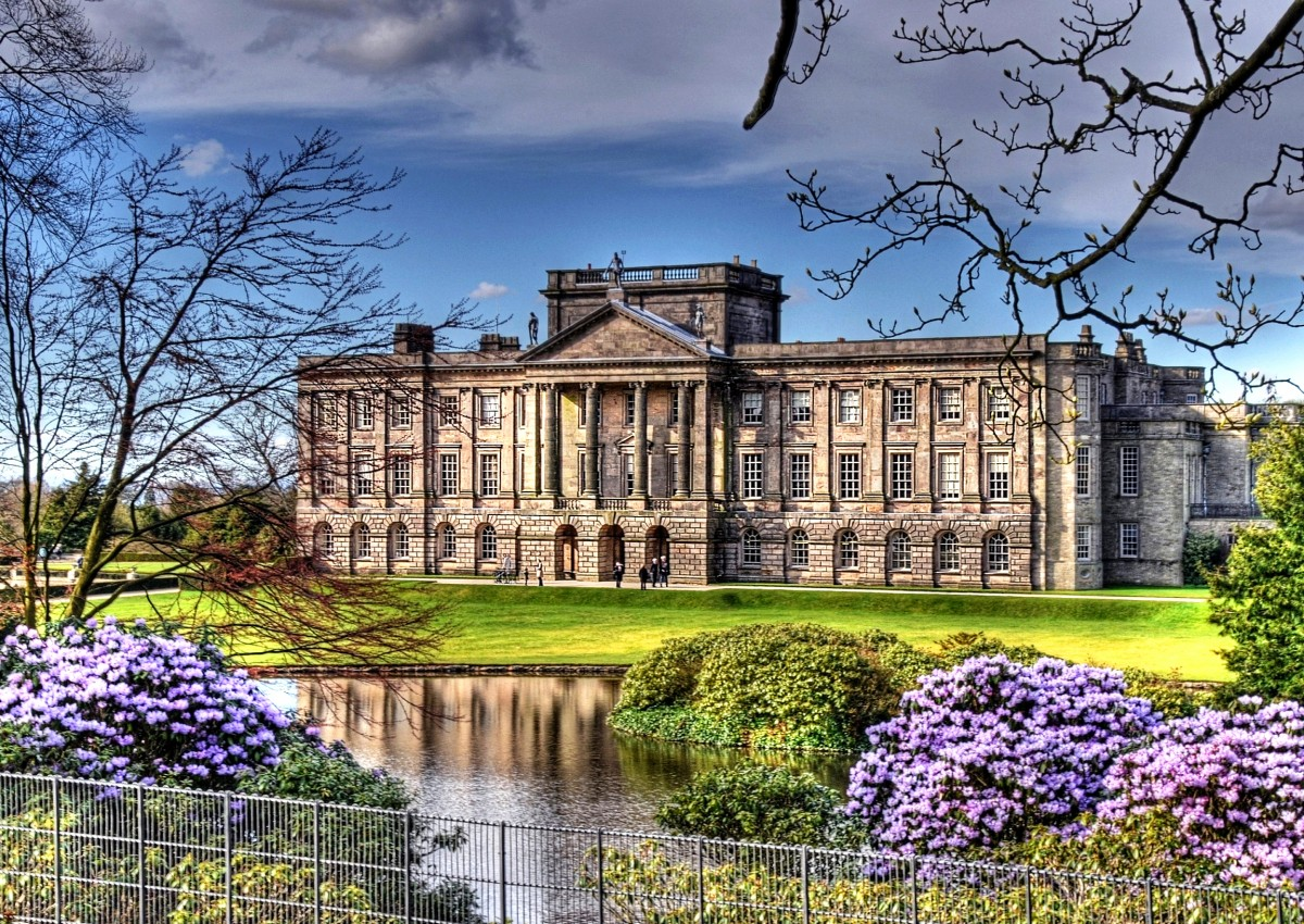 Jigsaw Puzzle Solve jigsaw puzzles online - Lime Hall