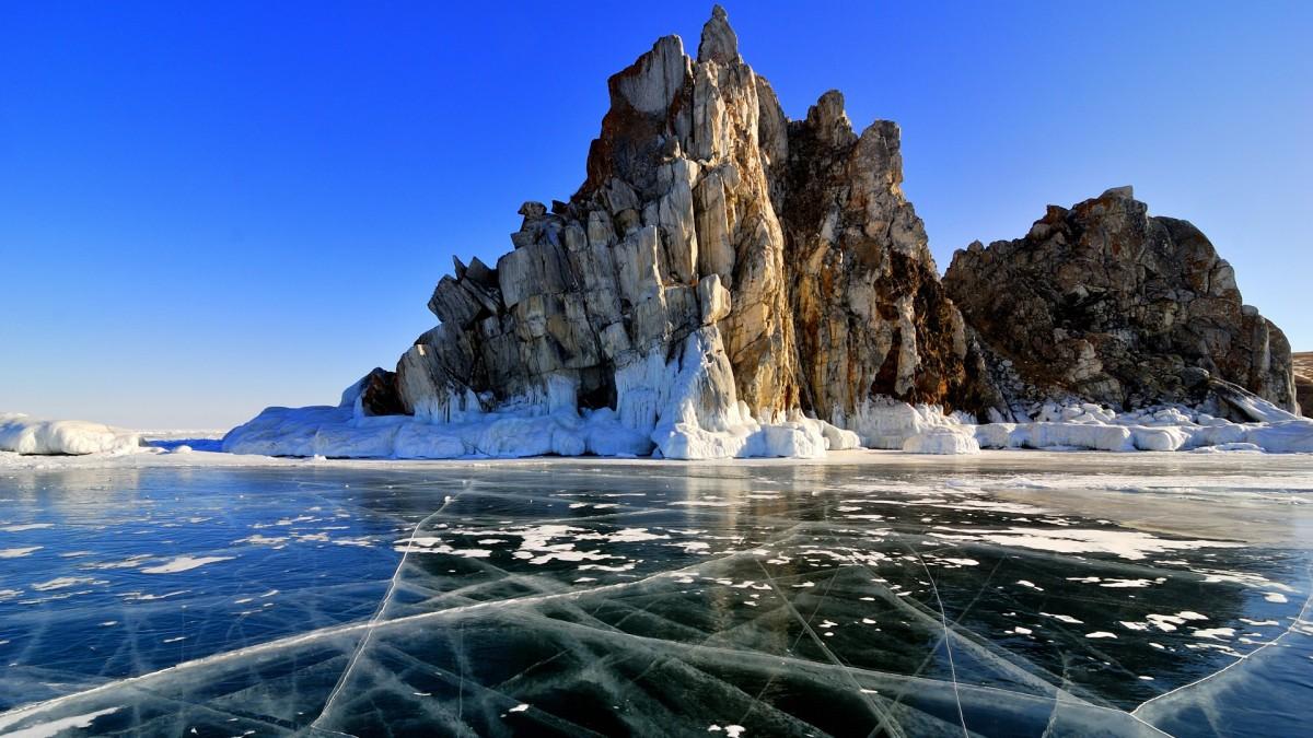 Jigsaw Puzzle Solve jigsaw puzzles online - Baikal lake