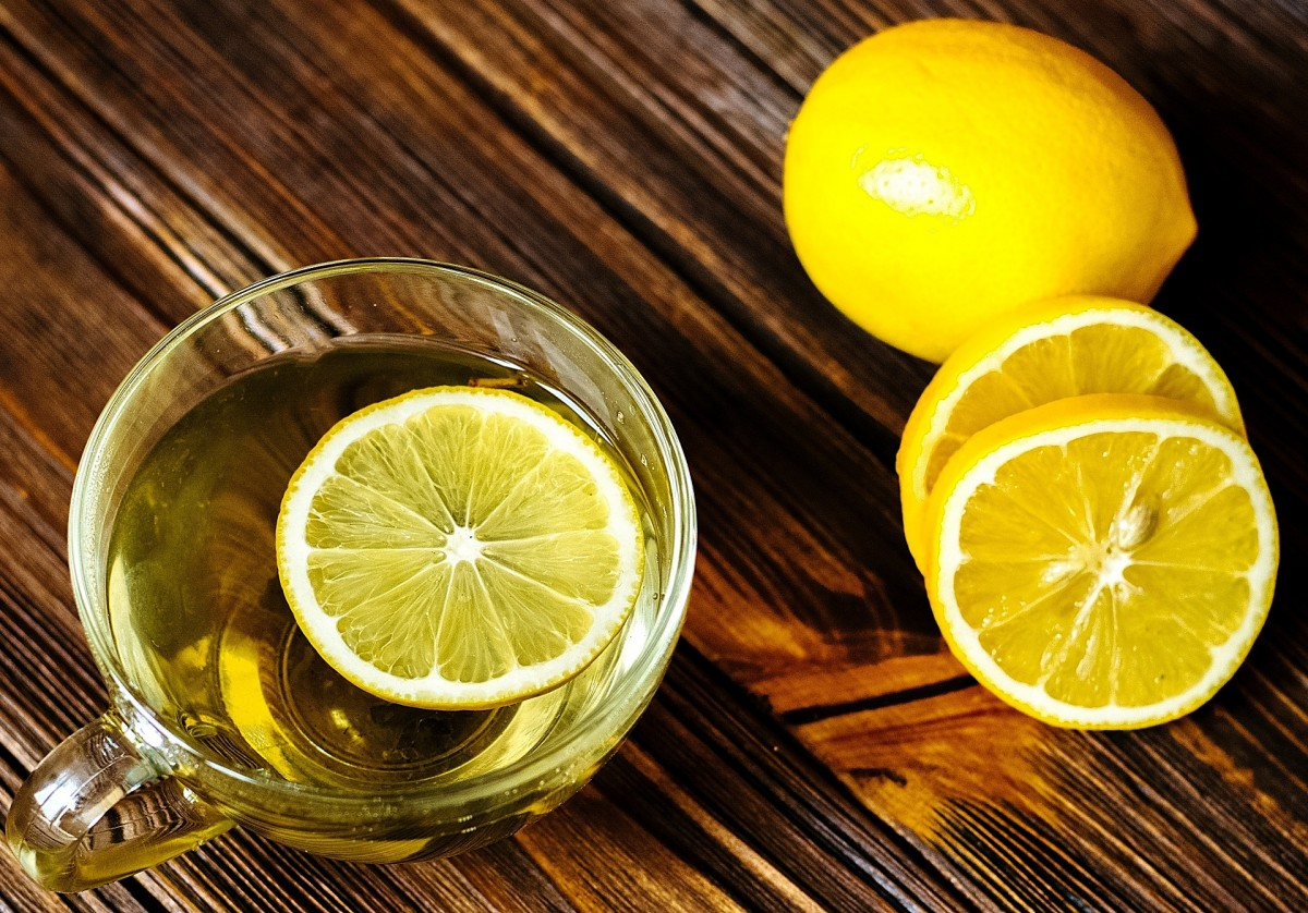 Jigsaw Puzzle Solve jigsaw puzzles online - Lemon water