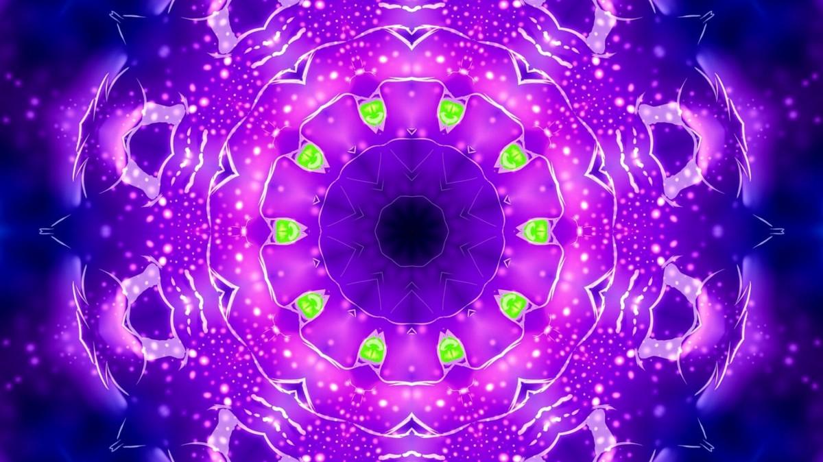 Jigsaw Puzzle Solve jigsaw puzzles online - Magic fractal