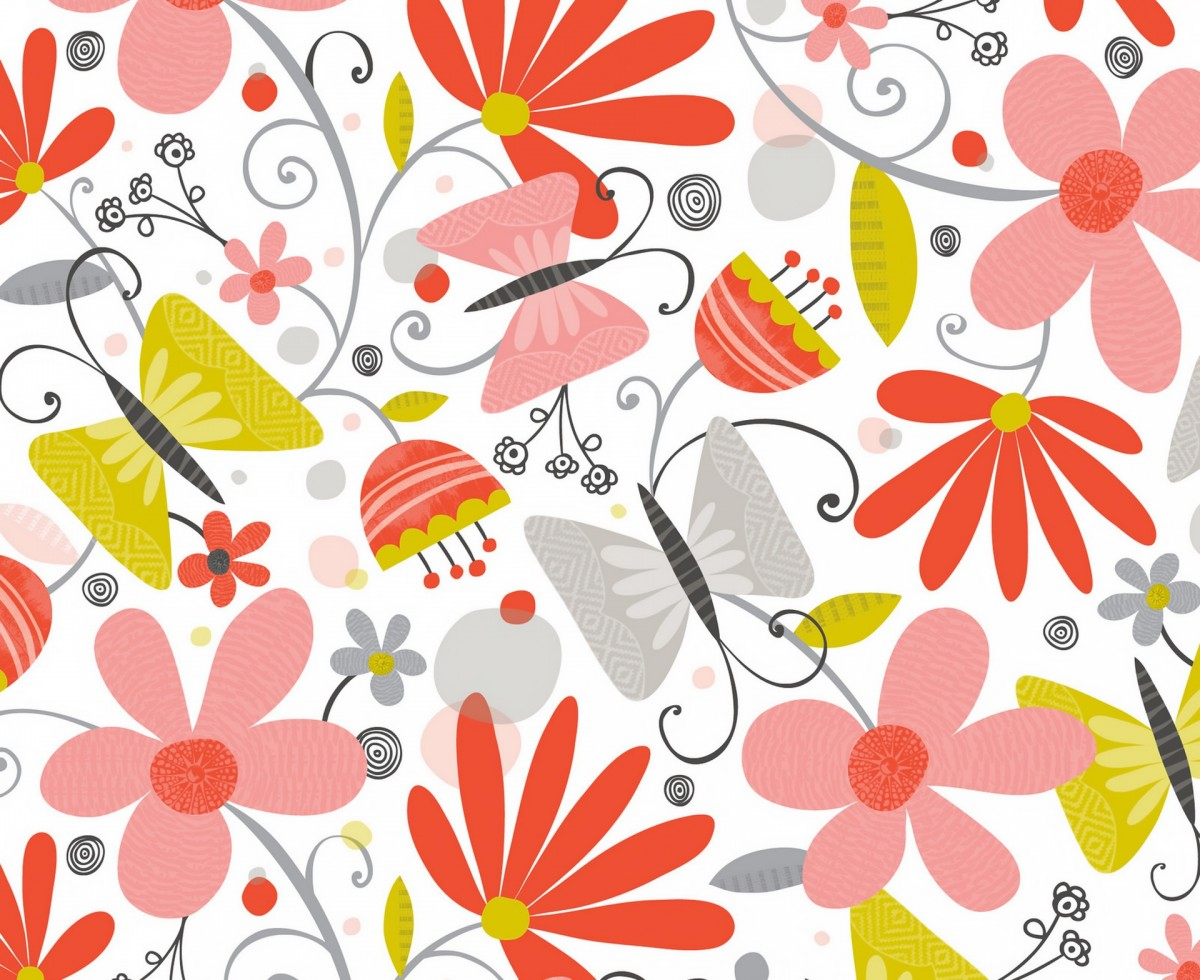 Jigsaw Puzzle Solve jigsaw puzzles online - Moths and flowers