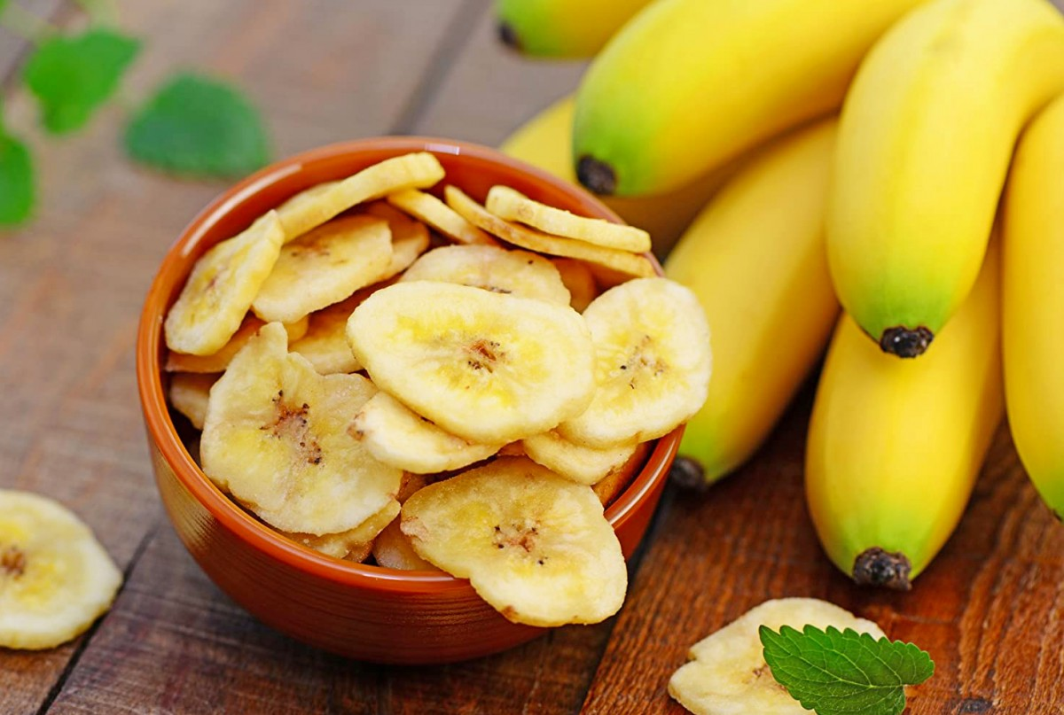 Jigsaw Puzzle Solve jigsaw puzzles online - Still life with bananas