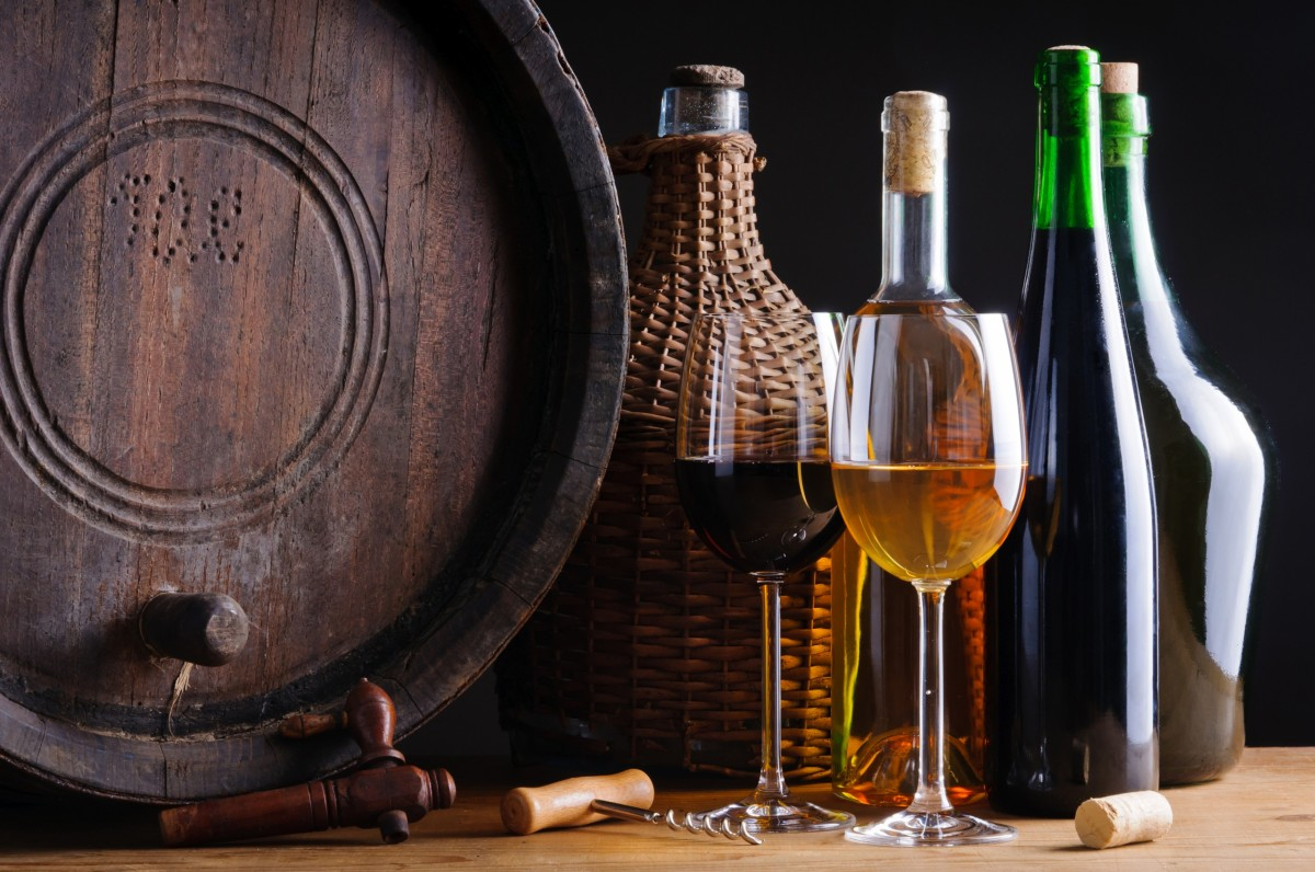 Jigsaw Puzzle Solve jigsaw puzzles online - Still life with a barrel
