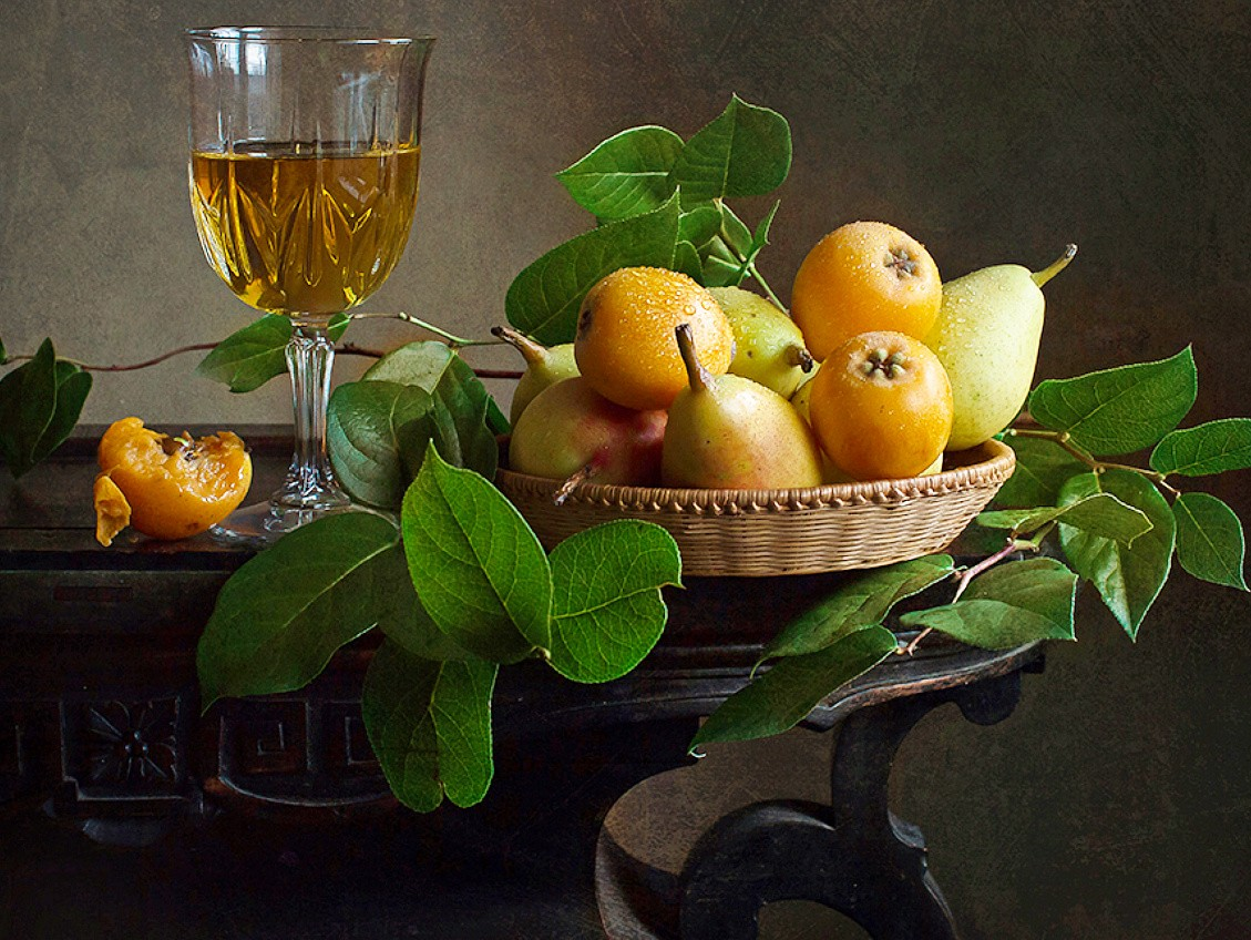 Jigsaw Puzzle Solve jigsaw puzzles online - Still life with fruit