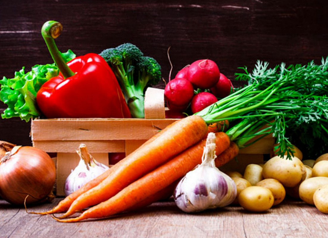 Jigsaw Puzzle Solve jigsaw puzzles online - Still life with vegetables