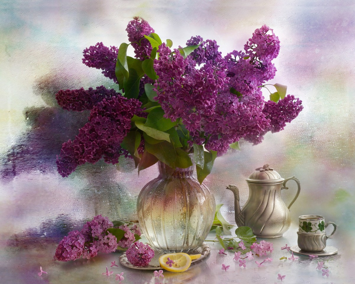 Jigsaw Puzzle Solve jigsaw puzzles online - Lilac
