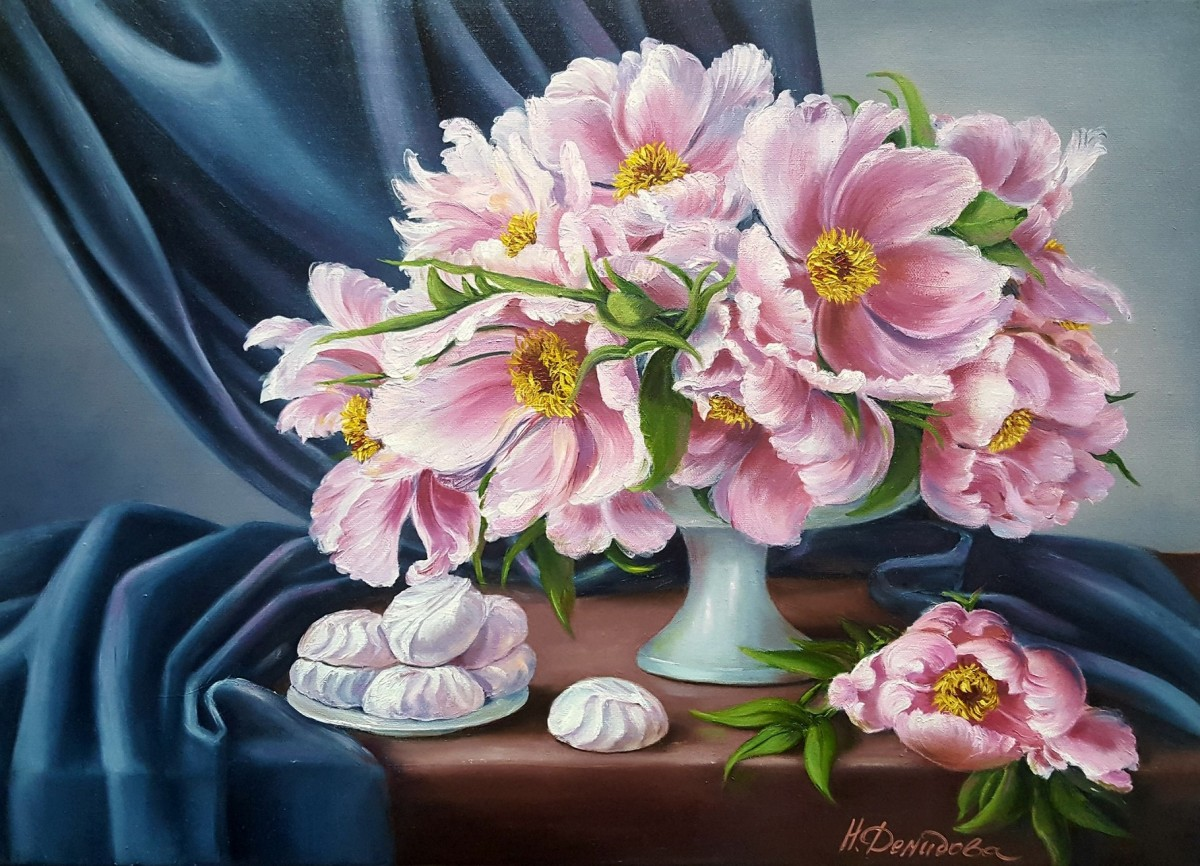 Jigsaw Puzzle Solve jigsaw puzzles online - Still life with marshmallows