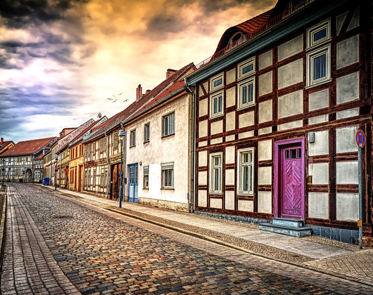 Jigsaw Puzzle Solve jigsaw puzzles online - Nauen Germany