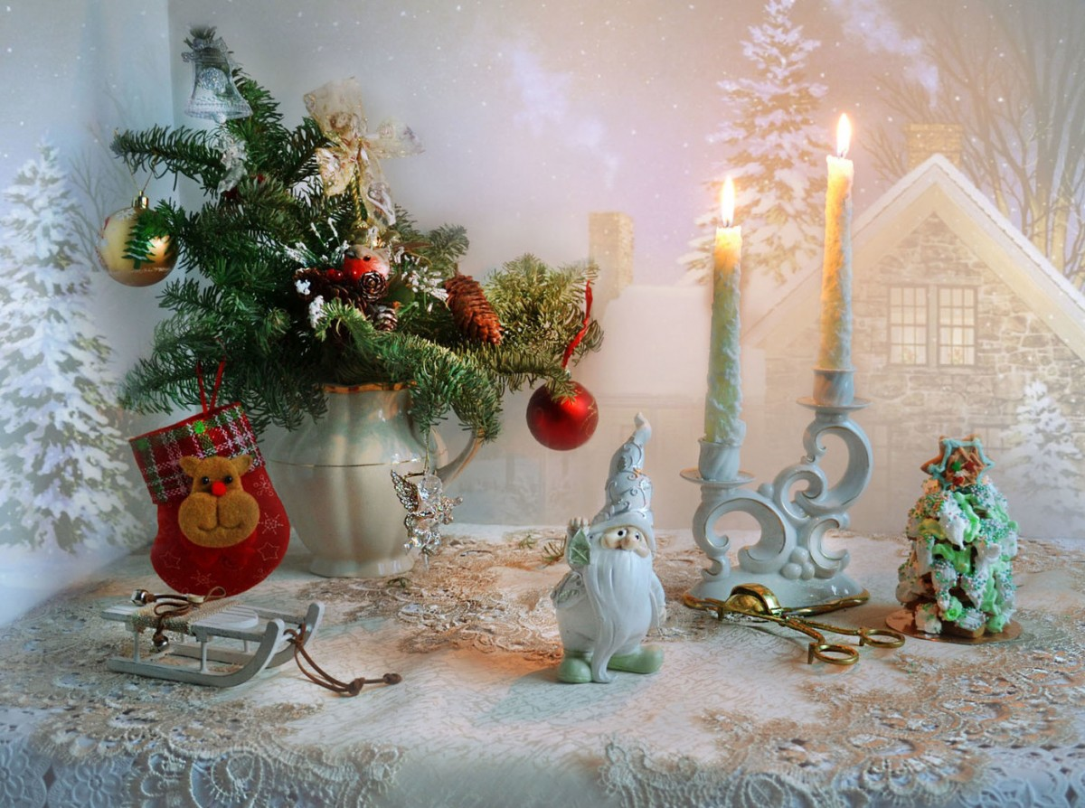 Jigsaw Puzzle Solve jigsaw puzzles online - Christmas