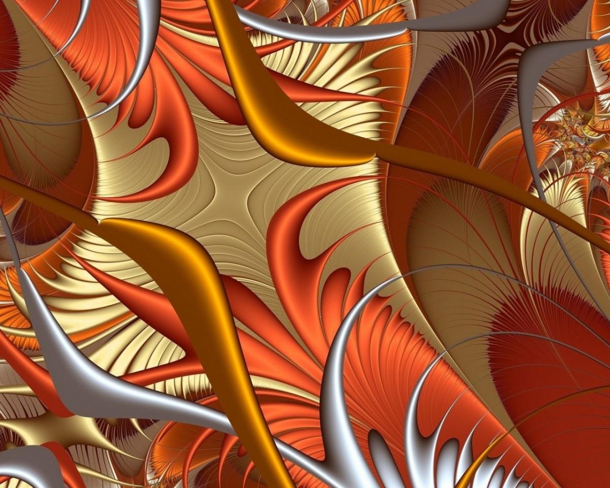 Jigsaw Puzzle Solve jigsaw puzzles online - Orange feathers